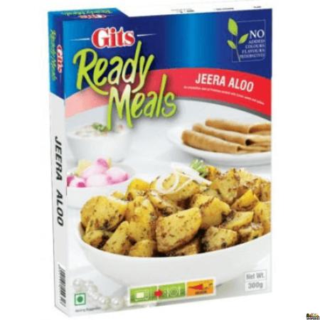 GITS Ready to eat Jeera Aloo 300gms