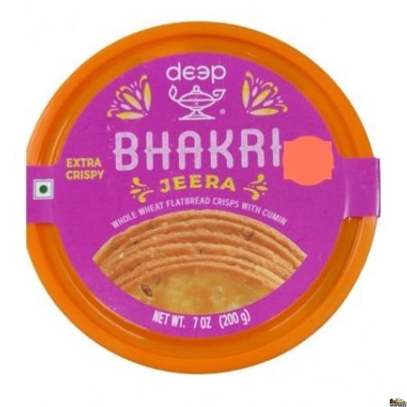 Deep Jeera Bhakri - 200g