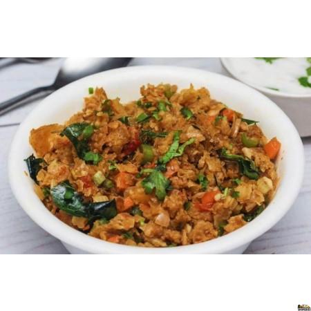 {{vegan}} Adyar Kitchen Kottu Parotta - 24 Oz