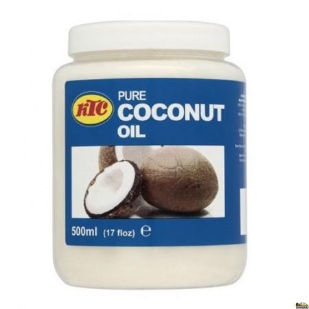 KTC Coconut Oil - 17 Oz