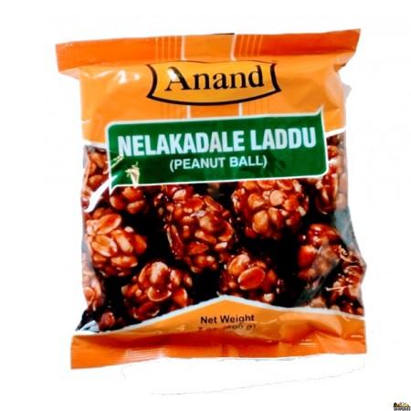 Anand Peanut Chikki (Nelakadle) Laddu - 7 Oz