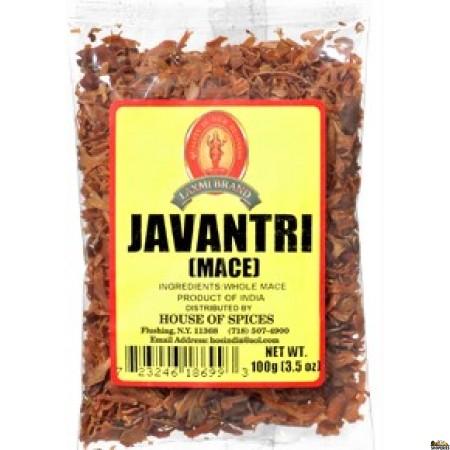 Laxmi Javantri (Mace) whole - 3.5 Oz