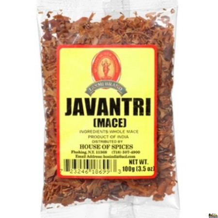 Laxmi Javantri (Mace) Powder 3.5 Oz