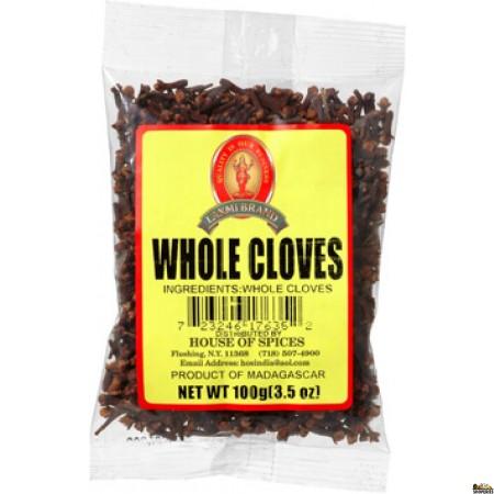 laxmi Clove Whole - 3.5 oz