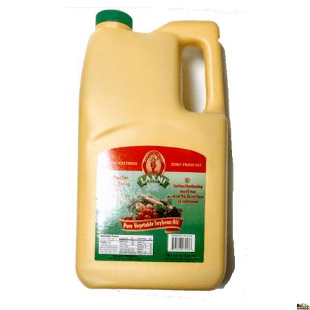 Laxmi Vegetable Soybean Oil - 96 oz