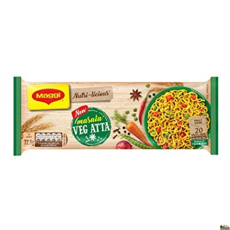 MAGGI Atta Noodles - Vegetable Masala 292gm