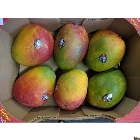 Sweet Kent Mangoes (10 Count)  - 1 Case