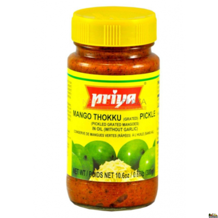 Priya Cut Mango Pickle - 300g