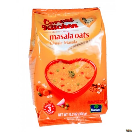 Cereal Kitchen Classic Masala Oats - 13.02 Oz