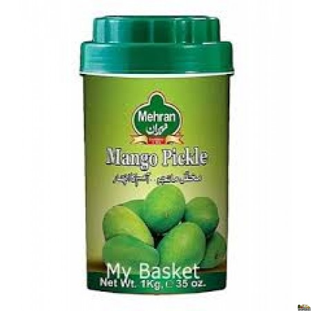 Mehran Mango Pickle - 340g