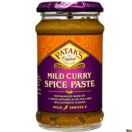 Patak Mild Curry Paste - 10 Oz
