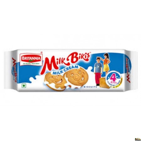Britannia Milk Bikis Cream - 3.5 Oz