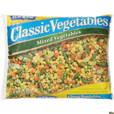 Mixed Vegetables (Frozen) - 16 Oz