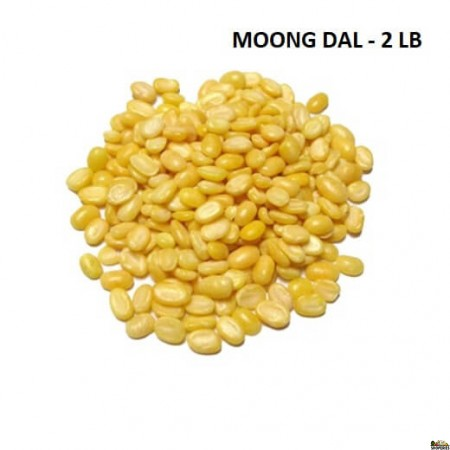 VT Yellow Moong Dal - 2 lb