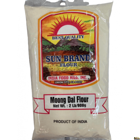 Sun Brand Moong Flour - 2 lb