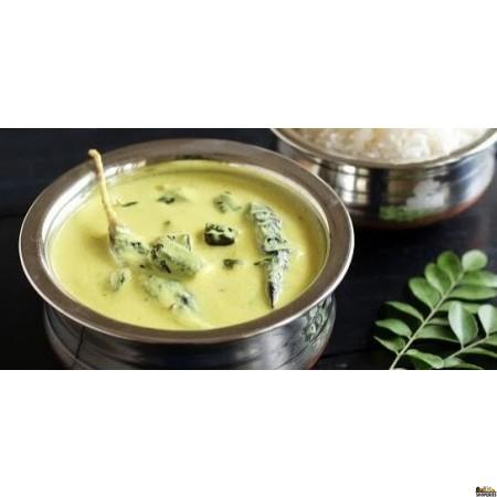 Adyar Kitchen Okra Morkolumbu - 16 Oz