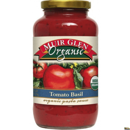 Muir Glen Organic Tomato Herbs and Spices Pasta Sauce - 25.5 Oz