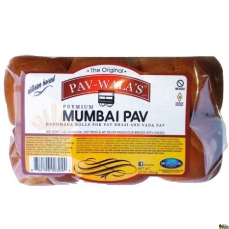 Pav Baji Bread