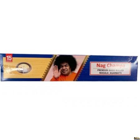 GM Naga Champa Incense Sticks - 1 Small Box
