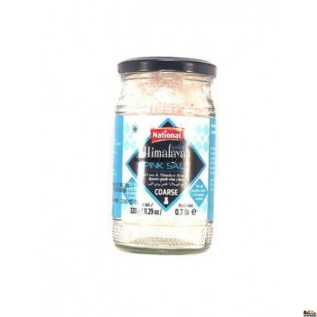 National Himalayan Pink Salt Coarse - 320g