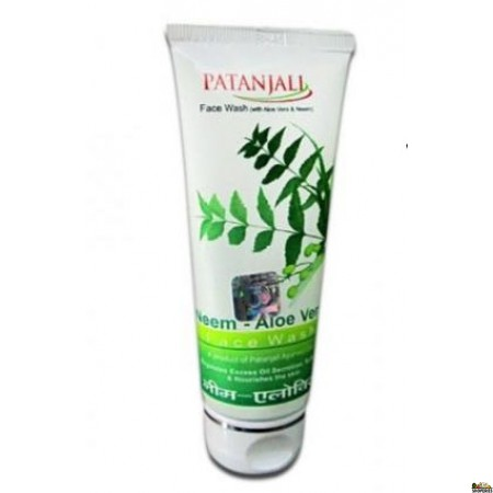 Patanjali Neem and Aloe Vera Face Pack