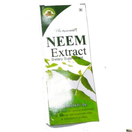 Neem Juice 16 Oz