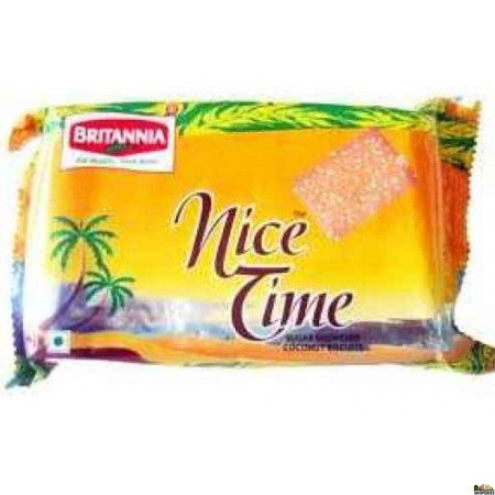 Britannia Nice Time Family Pack - 480g
