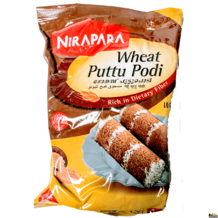 Nirapara Wheat Puttu Podi - 2.2 lb