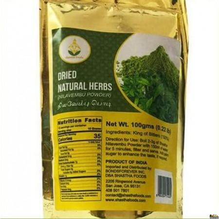 Shastha Nilavembu Powder - 100 Gm