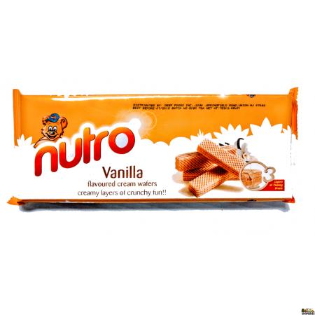 Nutro Wafer Vanilla -5.9 Oz