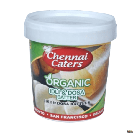 Chennai Caters Organic idli/Dosa Batter - 750 ml