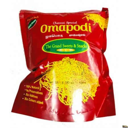 Grand Sweets Kara Omapudi/ Spicy Sev - 180g