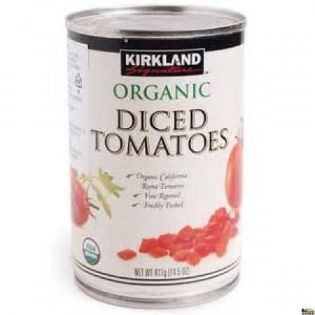 Organic Diced Tomato