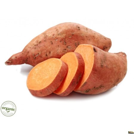 Organic  Sweet Potato - 1 lb (aproximate)