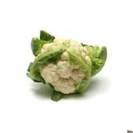 Organic Baby Cauliflower - 2 heads
