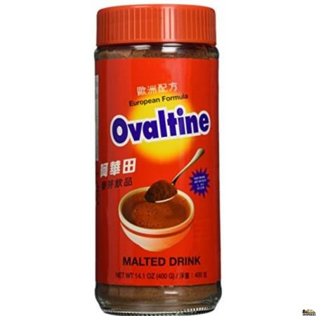 Ovaltine  - 14 oz