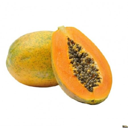 Ripe Papaya - 1 Count ~ 2 lb