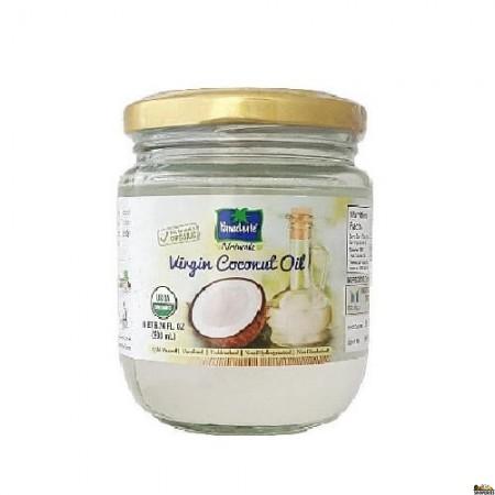 Parachute Organic Coconut Oil Virgin - 473 Ml
