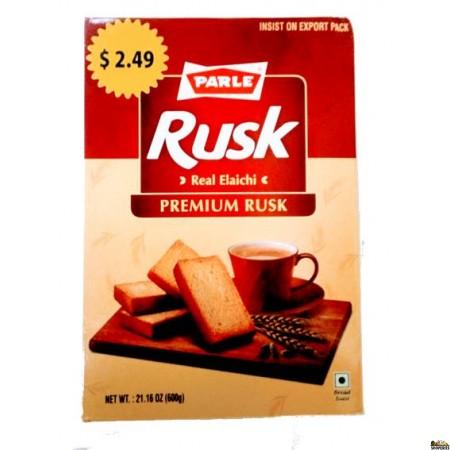 Parle Elache Premium Rusk - 600 Gms