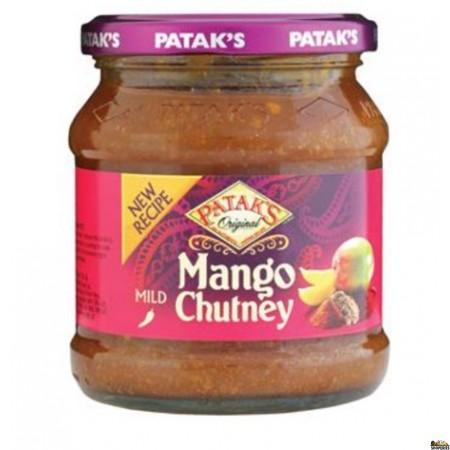 Patak Sweet Mango Chutney - 12 Oz