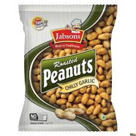 Jabsons Roasted Peanut Chilli Garlic - 140g x 2 count