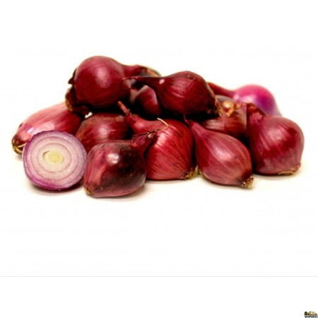 Red pearl onions - 10 oz