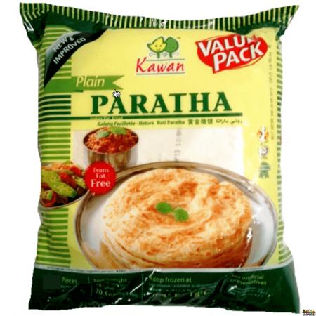 Kawan Plain Paratha Value Pack - 25 Pc