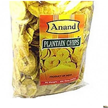 Anand Plantain Chips ( Nendrakai) - 14 Oz