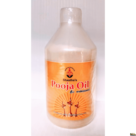 Shashtha Pooja Deepam Oil - 500ml