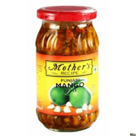Mothers Punjabi mango pickle - 500g