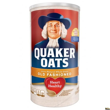 Quaker Old Fashioned Oats, 42 Ounce