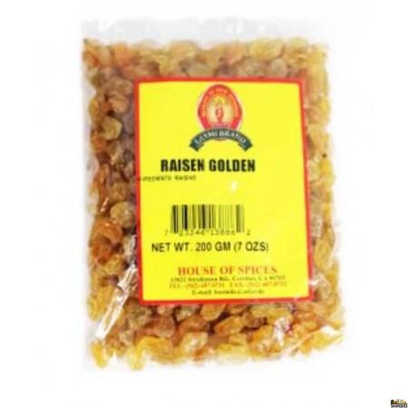 laxmi Golden Raisins - 7 oz