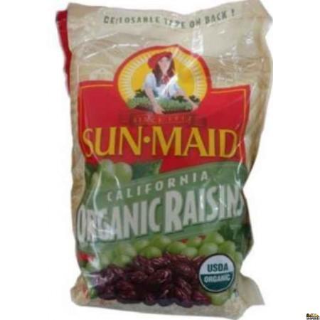 Sun Maid Organic Raisins - 32 oz