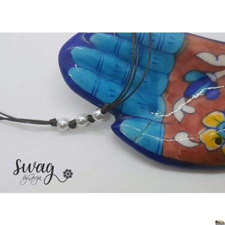 Hand Crafted Rakhi - RAK02